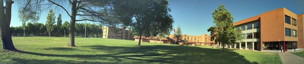Consultoría política en el Campus de la Universidad